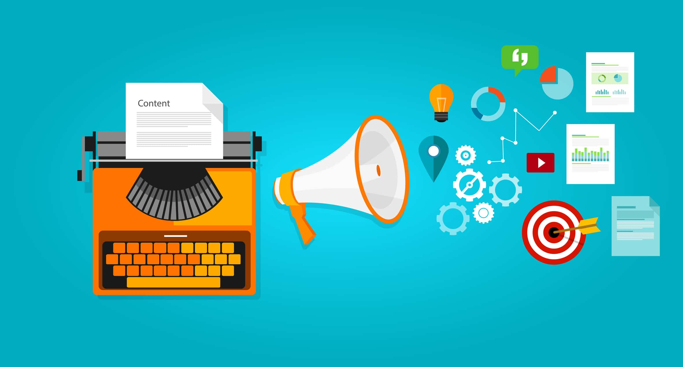 Content Marketing is a highly effective marketing strategy